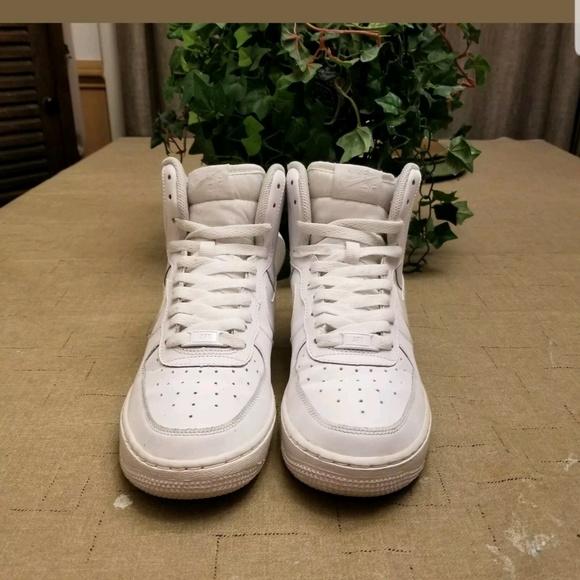 f1882492da Nike Shoes | Big Kids Air Force 1 High Gs Size 65 Shoe | Poshmark